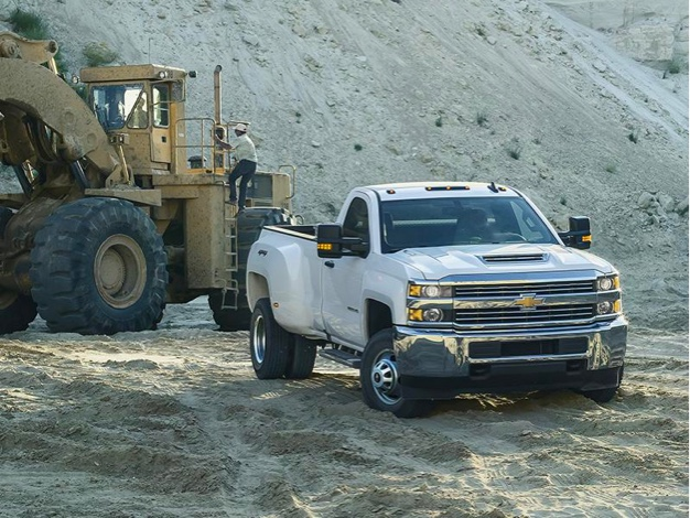 Heavy Duty Truck Inventory